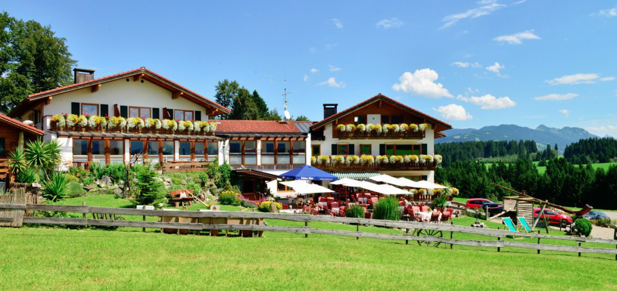 Hotel im Allgäu in Ofterschwang