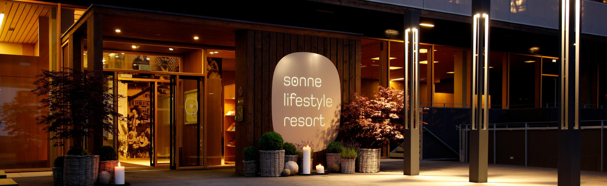 Hotel in Mellau im Bregenzerwald