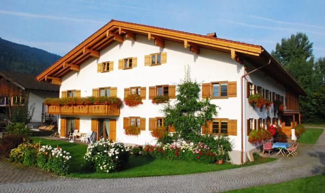 Gästehaus und Ferienwohnungen in Bad Hindelang